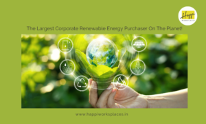 Google – The Largest Corporate Renewable Energy Purchaser On The Planet!