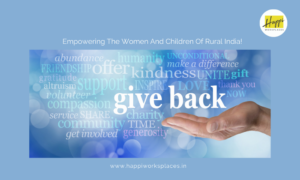 Empowering The Women And Children Of Rural India!