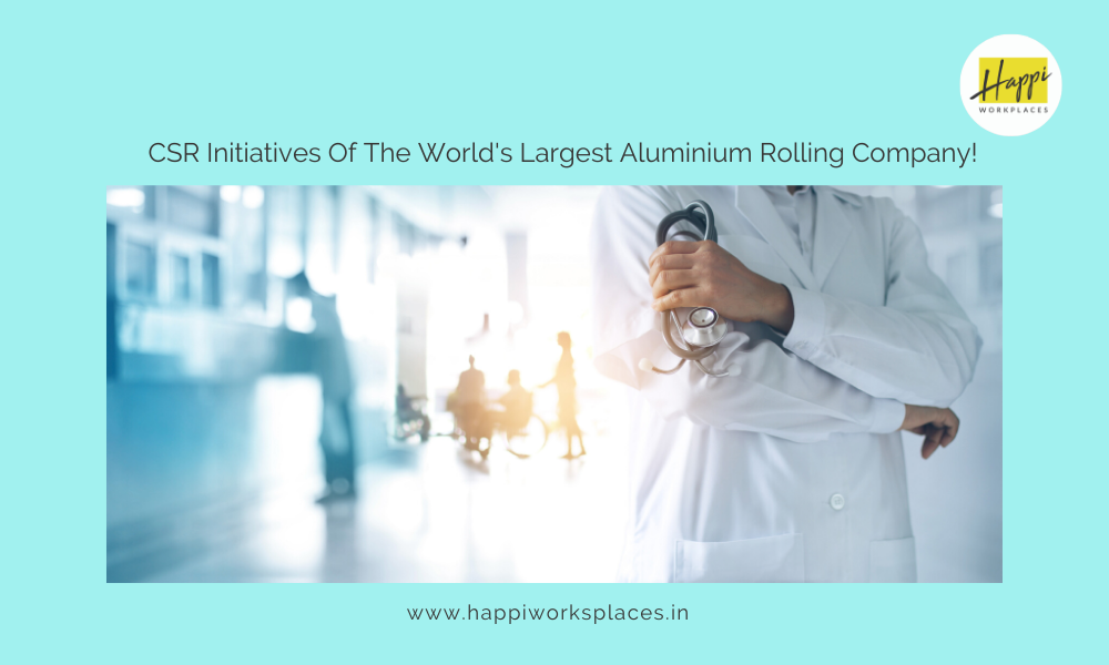 CSR Initiatives Of The World's Largest Aluminium Rolling Company!