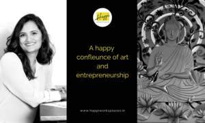 A Happy Confluence Of Art And Entrepreneurship